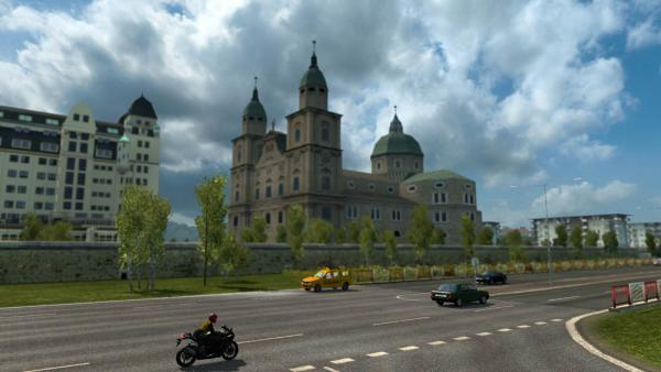 Romania map mod - Romania Extended for ETS 2