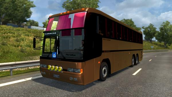 Mod of the regular bus Marcopolo GV 1150 for ETS 2