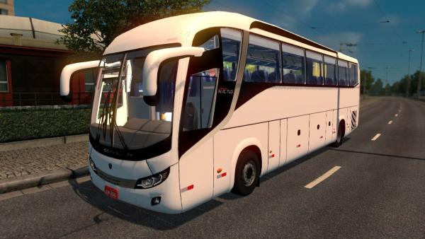Mod tourist bus Comil Invictus 1200 for ETS 2