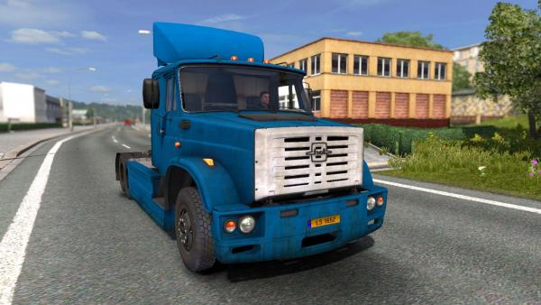 Mod truck ZIL-4421 for ETS 2