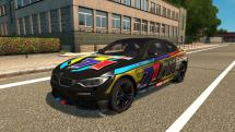 Mod BMW M4 F82 for ETS 2