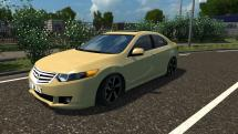 Mod Honda Accord 2009 and Civic FC5 for ETS 2