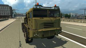 Mod VOLAT MZKT-742910 for ETS 2
