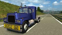 Mod Mack RS700 for ETS 2