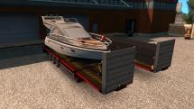 Mod Pak new cargo Flatbed for ETS 2