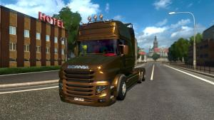 Mod Scania Illegal T for ETS 2