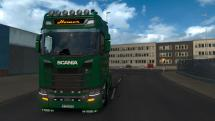 Мод Scania S730 Next Generation для ETS 2