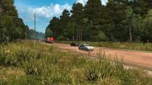 Mod Severe Russia Baikal for ETS 2