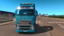 Mod Volvo FH16 2012 Reworked for ETS 2
