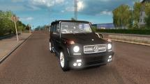 Mod Mercedes-Benz G65 AMG for ETS 2
