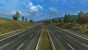 Мод Early Autumn - Ранняя осень для ETS 2