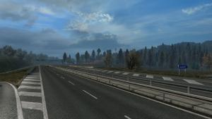 Mod Late autumn for ETS 2