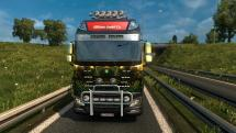 Mod DAF XF Euro 6 by Ohaha for ETS 2