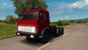 Mod KamAZ 5410, 44108 and 54115 for ETS 2