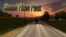 Mod Sound Fixes Pack for ETS 2