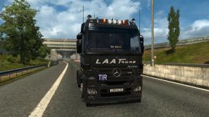 Мод Mercedes-Benz Actros MP2 для ETS 2