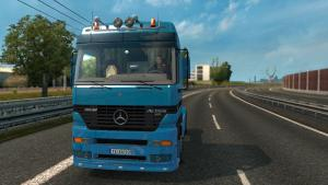 Мод Mercedes-Benz Actros MP1 для ETS 2