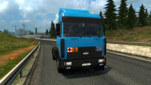Mod MAZ-5432 and 6422 for ETS 2