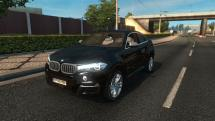 Mod BMW X6 M for ETS 2