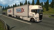 Мод BDF Traffic Pack для ETS 2