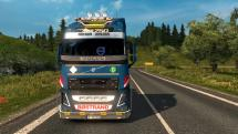 Mod Volvo FH16 2013 by Ohaha for ETS 2