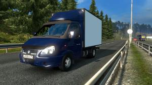 Mod GAZ-3302 Gazelle-Business for ETS 2