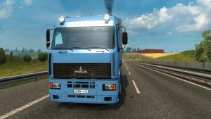 Mod MAZ-5440A8, 6430A8 and 5340A8 for ETS 2