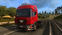 Mod MAN F2000 for ETS 2