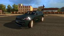 Мод Jeep Grand Cherokee SRT8 для ETS 2