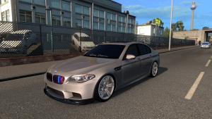 Mod BMW M5 F10 for ETS 2