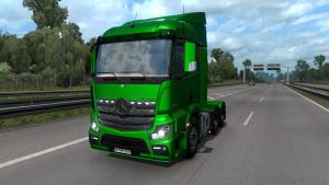 Mod Mercedes-Benz Actros MP4 for ETS 2