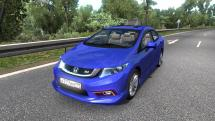 Mod Honda Civic FB7 for ETS 2