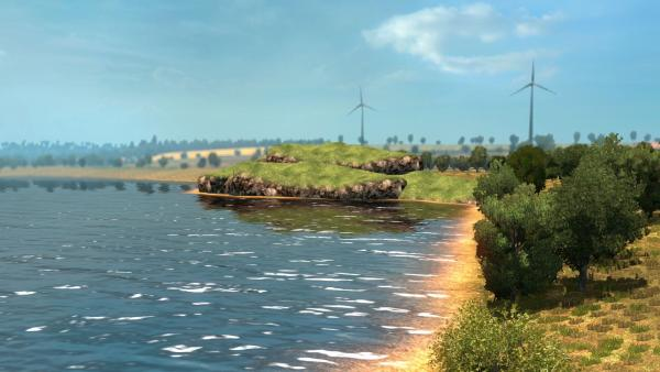 Indonesia Map Mod - PJ Indo Map for ETS 2