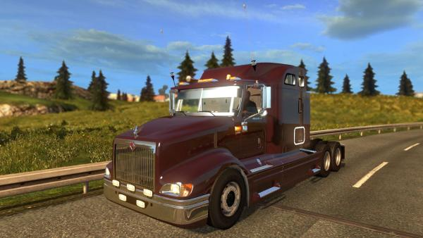 Truck mod International 9400i for ETS 2