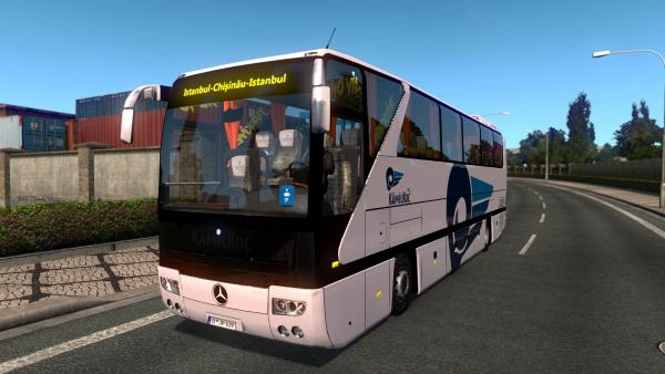 Mod bus Mercedes-Benz O403 for ETS 2