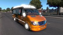 Мод Mercedes-Benz Sprinter 2017 для ETS 2
