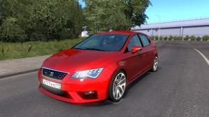 Mod SEAT Leon III for ETS 2