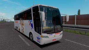 Mod Busscar Vissta Buss HI and Jumbuss 360 for ETS 2