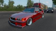 Mod BMW E36 for ETS 2