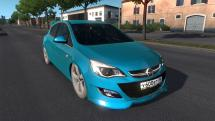 Mod Opel Astra J for ETS 2