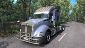 Mod Kenworth and Peterbilt of ATS for ETS 2