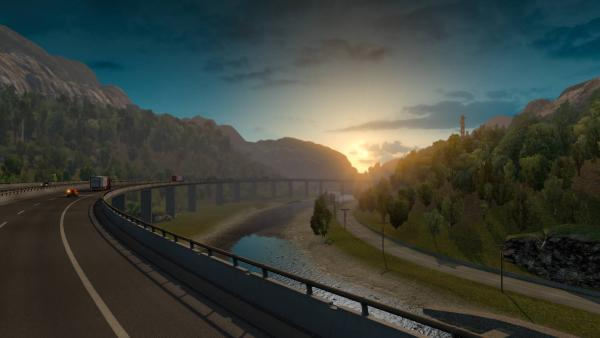 Next-Gen Graphic mod for ETS 2