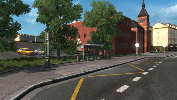Lower Saxony Map Mod - Niedersachsen Map (N-Map) for ETS 2