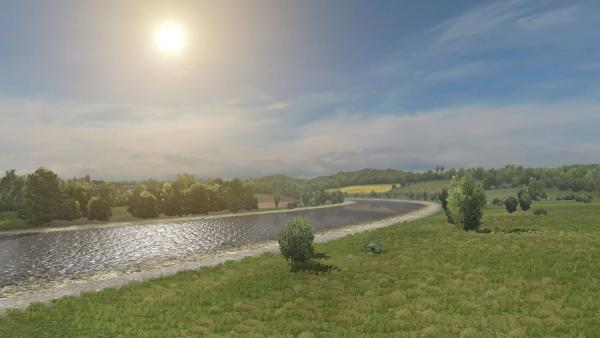 Universal graphic and sound mod Realistic Brutal Weather for ETS 2