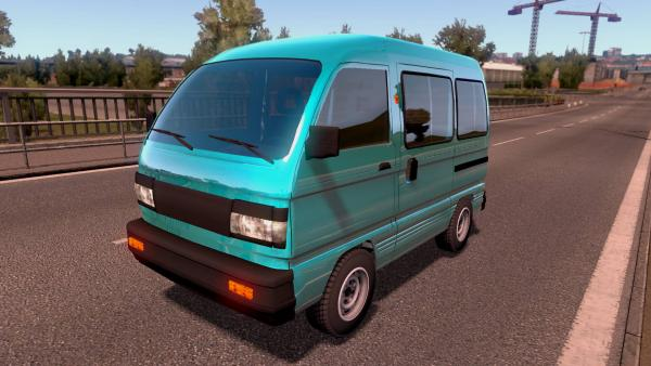 Car mod Daewoo Damas for ETS 2