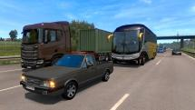 Mod Brazilian Traffic Pack for ETS 2