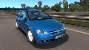 Mod Opel Corsa C 1.7 DTI for ETS 2
