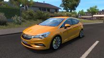 Mod Opel Astra K for ETS 2