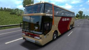 Mod Busscar Jum Buss 400 Panoramico for ETS 2