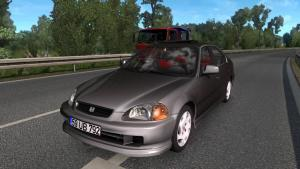 Mod Honda Civic IES for ETS 2